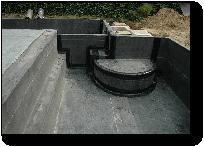 Epdm bassin vente et distribution de membrane epdm pour for Membrane bassin